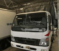 Mitsu Fuso Canter 5 tấn, mui bạt, ĐK 2017