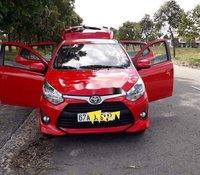 Bán Toyota Wigo đời 2018, màu đỏ, nhập khẩu