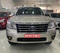 Bán xe Ford Everest 2.5L 4x2 MT - 2009