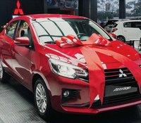 Mitsubishi Attrage CVT 2020 460 triệu, tặng bảo hiểm vật chất, bộ phụ kiên gồm 4 món option