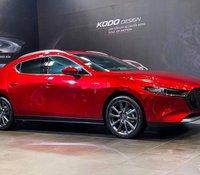 Bán ô tô Mazda 3 2020, màu đỏ, 669tr