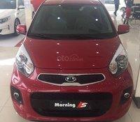 Bán ô tô Kia Morning sản xuất năm 2020, màu đỏ