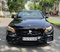 Bán Mercedes E300 full đen 2017