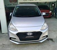 Cần bán xe Hyundai Grand i10 đăng ký 2019, màu bạc mới 95% giá tốt 396 triệu đồng