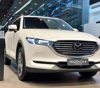 Mazda CX-8 1 tỉ 029 triệu, trả trước 346 triệu - Mới 100 - Hỗ trợ lo hồ sơ vay