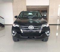 Bán Toyota Fortuner 2.7V 4x2 AT sản xuất 2020, màu đen, nhập khẩu