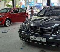 Cần bán xe Mercedes C180 AT 2005, màu đen, nhập khẩu nguyên chiếc