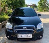 Gia đình bán xe Daewoo Gentra đời 2011, màu đen