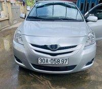 Bán Toyota Yaris năm sản xuất 2008, màu bạc, nhập khẩu