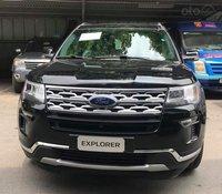 Ford Explorer 2.3L Ecoboost mới 100%, đủ màu, tặng phụ kiện và ưu đãi tiền mặt lên đến hơn 370 triệu, hỗ trợ vay tới 80%