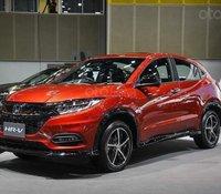 Bán Honda HRV L đỏ đen có sẵn giao ngay, khuyến mãi khủng 100 triệu đồng có tại Honda Ô Tô Quảng Bình