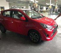 Bán ô tô Toyota Wigo năm 2020, màu đỏ, nhập khẩu, giá 405tr