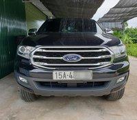 Do nhu cầu nâng cấp lên xe sang, nên cần bán Ford Everest 2.0 Bitubo 4X4- 2019, màu đen, bao test và kiểm tra trong hãng