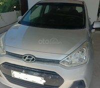 Cần bán xe Hyundai Grand i10 năm 2014, màu bạc nhập khẩu nguyên chiếc giá tốt 205 triệu đồng