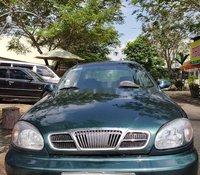 Bán xe Daewoo Lanos đời 2001, màu xanh lục