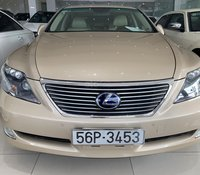 Cần bán gấp Lexus LS năm sản xuất 2007