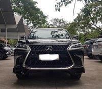 Bán xe Lexus LX 570 MBS, 4 chỗ siêu vip, model và đăng kí 2019, lăn bánh 9000 km, màu đen, hóa đơn VAT cao