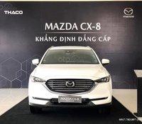 Mazda CX-8 2020 - trả trước chỉ 296tr - giảm 50% thuế trước bạ - xe giao ngay- hồ sơ vay nhanh