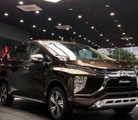 Bán xe Mitsubishi Xpander 1.5AT sản xuất năm 2020, màu nâu, nhập khẩu nguyên chiếc, 630tr