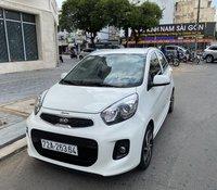 Kia Morning sản xuất năm 2018 xe dùng rất cẩn thận
