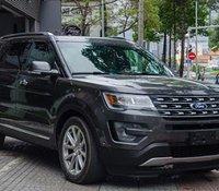 Bán giá thấp chiếc Ford Explorer đời 2019, màu đen, nhập khẩu nguyên chiếc