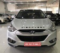 Cần bán Hyundai Tucson đời 2011, màu bạc, nhập khẩu nguyên chiếc, giá 465tr