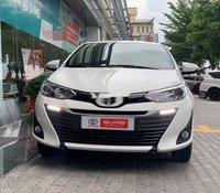 Bán Toyota Vios G đời 2019, màu trắng