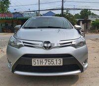 Cần bán Toyota Vios sản xuất 2015, màu bạc, xe nhập