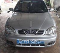 Cần bán gấp Daewoo Lanos sản xuất 2005, màu bạc xe gia đình