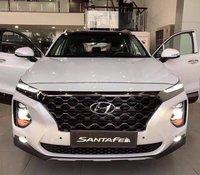 Hyundai Santa Fe 2.2 dầu cao cấp - giảm thuế trước bạ 50% - tặng gói phụ kiện chính hãng - hỗ trợ trả góp lãi suất thấp