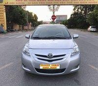 Bán Toyota Yaris 1.3AT đời 2007, màu bạc, nhập khẩu