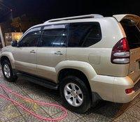 Tôi chủ xe Land Cruiser Prado, đăng ký 2008, máy dầu số sàn, đời 2006, nhập khẩu