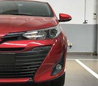 [Toyota An Sương] Vios G 2020 phiên bản cao cấp. KM mùa thu, tặng ngay 1 năm bảo hiểm xe duy nhất trong tháng 7/2020