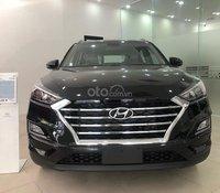 Bán Hyundai Tucson năm 2020, màu đen, giảm 50% phí trước bạ