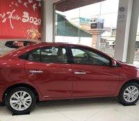 Bán xe Toyota Vios đời 2020  màu đỏ giao ngay- Tặng bảo hiểm xe- Mua trả góp chỉ với 150 triệu