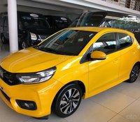 Bán Honda Brio năm sản xuất 2019, màu vàng, nhập khẩu nguyên chiếc như mới giá cạnh tranh