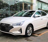 Bán Hyundai Elantra 1.6 AT đời 2020, màu trắng, trả góp đến 95%