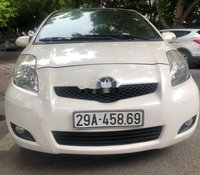 Bán Toyota Yaris năm sản xuất 2011, màu trắng, nhập khẩu Nhật Bản