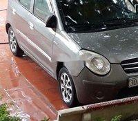 Cần bán lại xe Kia Morning đời 2010, màu xám, giá 128tr