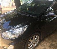 Bán xe Hyundai Accent AT năm 2011, màu đen số tự động, 350 triệu