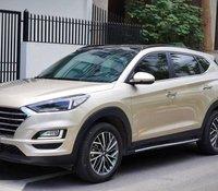 Bán Hyundai Tucson 2.0AT năm 2020, màu vàng, 784 triệu