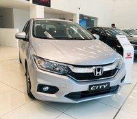 Bán xe Honda City CVT đời 2020, màu bạc, giá cạnh tranh, miễn phí giao xe toàn quốc