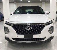 Giảm giá Hyundai Santafe lên đến 20 triệu, tặng phụ kiện khủng, hỗ trợ lãi suất trả góp từ 0,74%