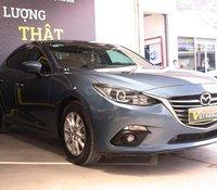 Mazda 3 1.5AT 2016, xe màu xanh cực bắt mắt