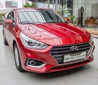 Bán xe Hyundai Accent 1.4 AT 2019, màu đỏ, trả trước chỉ 147 triệu