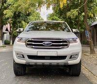 Bán xe Ford Everest Titanium đời 2019, màu trắng, nhập khẩu, xe còn mới