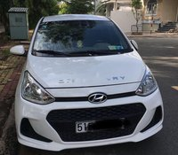 Bán Hyundai Grand i10 sản xuất 2015, màu trắng, chính chủ