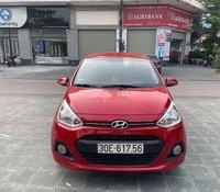 Cần bán Hyundai Grand i10 sản xuất 2016, màu đỏ, nhập khẩu