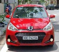 Bán Hyundai Grand i10 sản xuất năm 2017, màu đỏ, nhập khẩu
