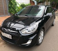 Bán xe Hyundai Accent sản xuất năm 2011, số tự động, giá 347tr